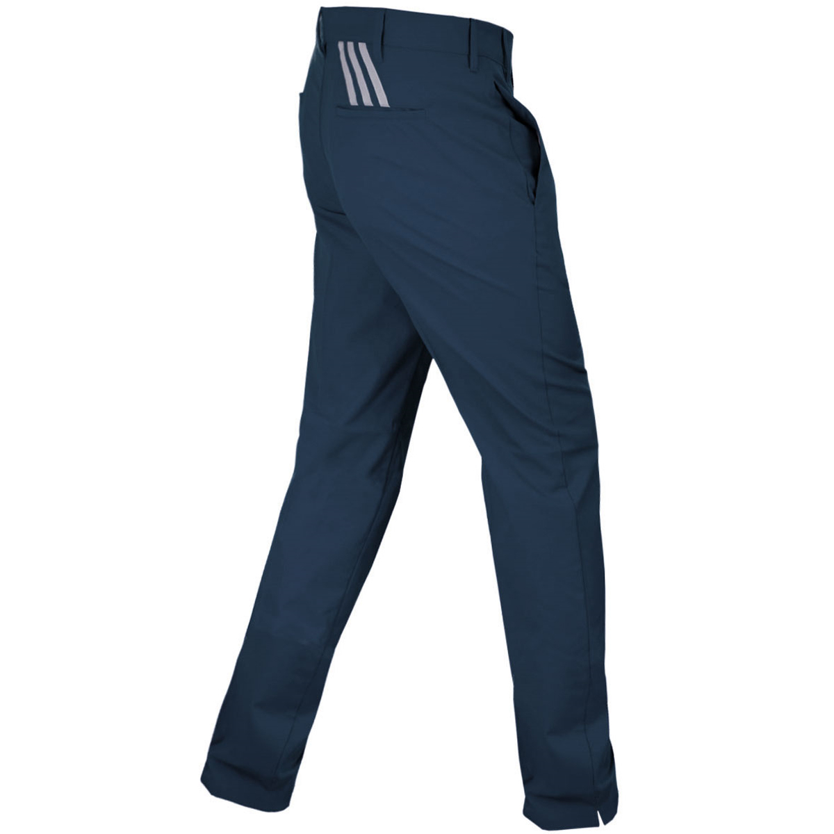 adidas golf 2016 mens puremotion 3 stripes pant performance tech trousers ebay. Black Bedroom Furniture Sets. Home Design Ideas