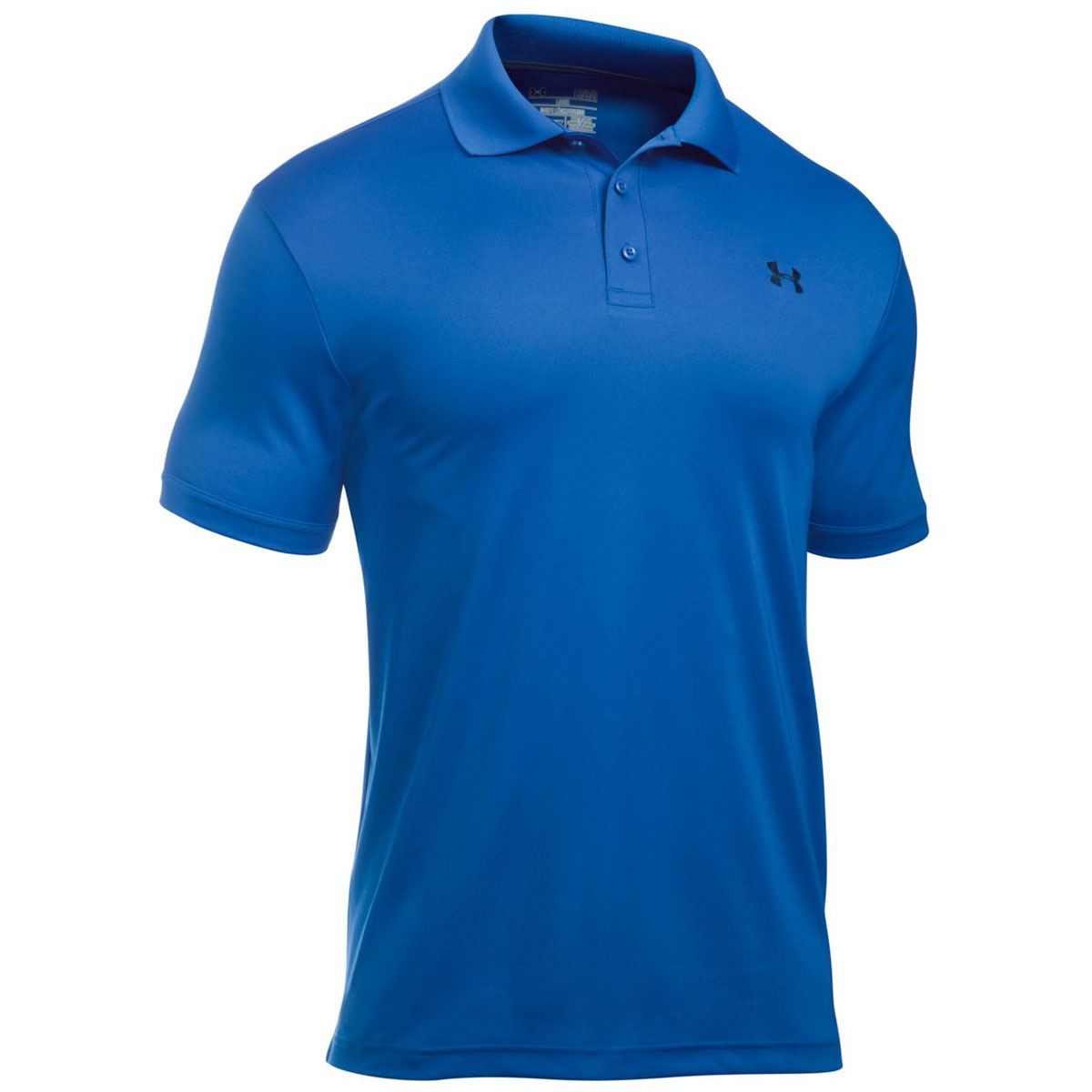 Under armour 2017 mens ua performance tech short sleeve for Mens polo shirts online