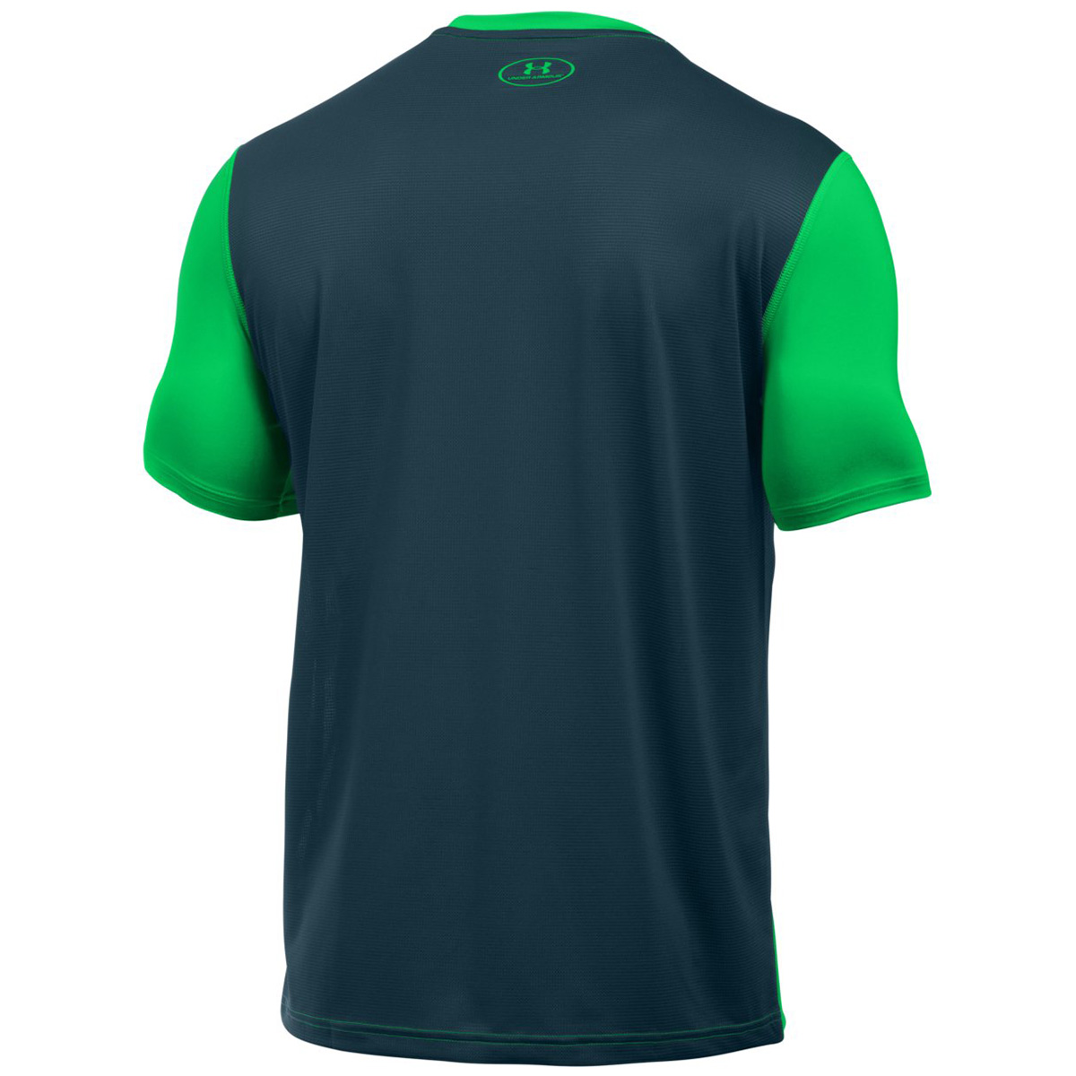 Under armour 2017 mens ua raid short sleeve t shirt crew for What is a performance t shirt