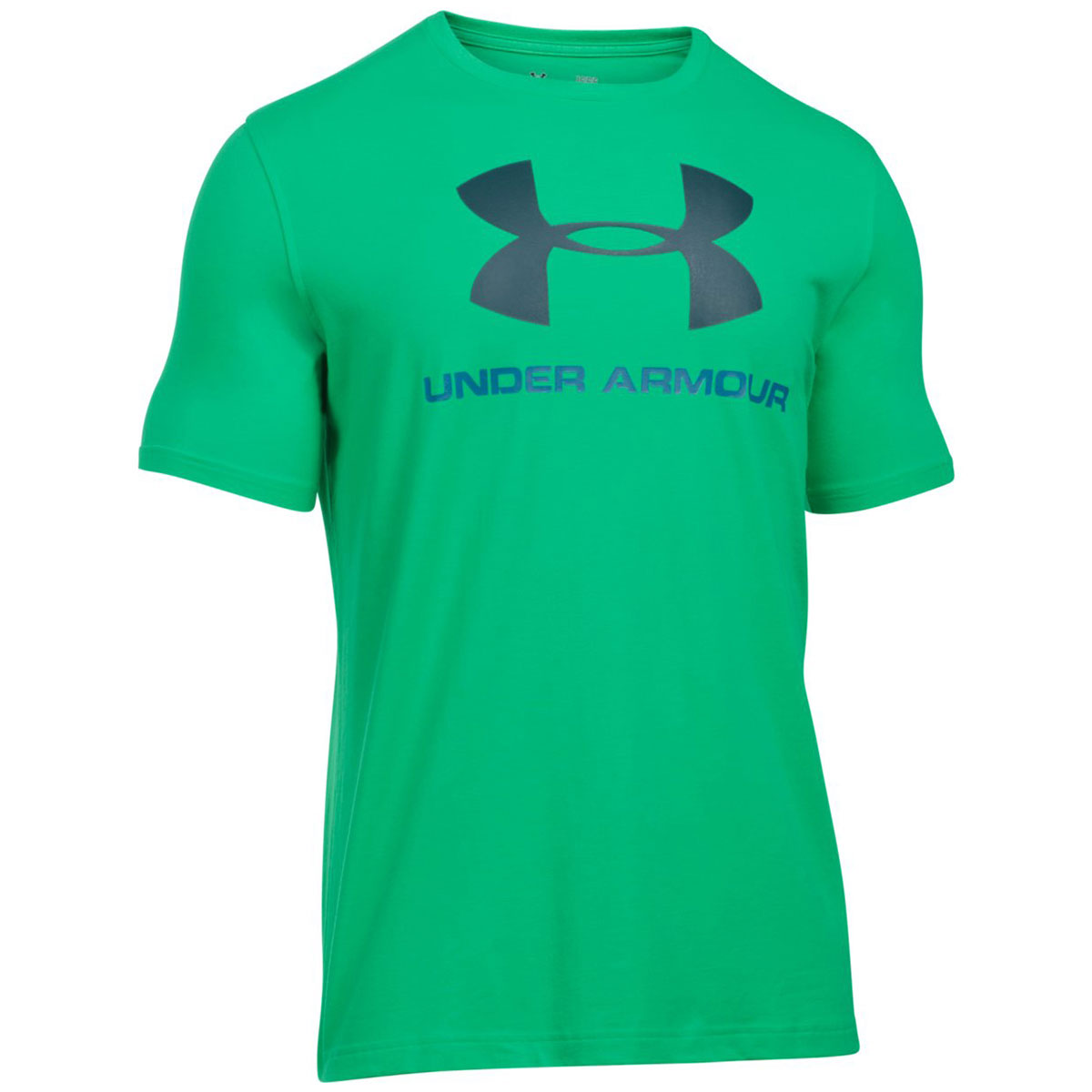 Under armour 2017 mens charged cotton sportstyle logo t for Under armor business shirts