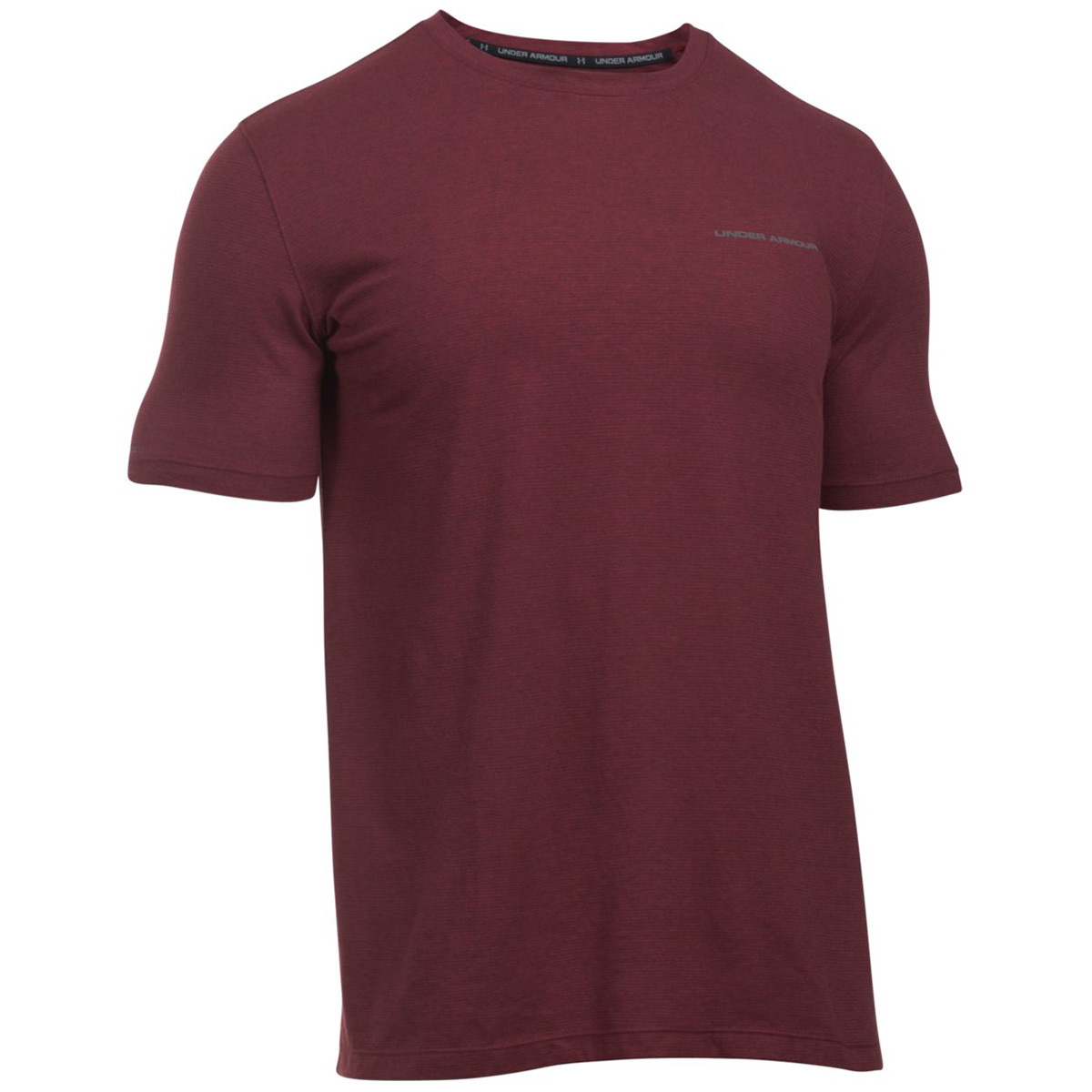 Under armour 2017 mens ua charged cotton short sleeve t for Under armour t shirts