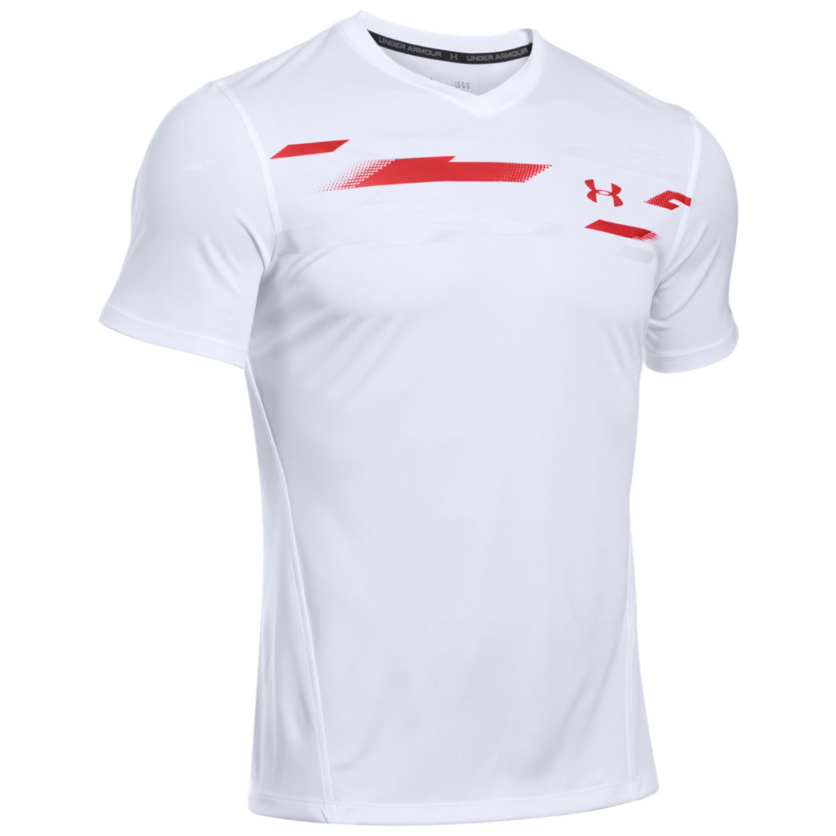 Under armour 2017 mens ua challenger graphic t shirt for Under armour lifting shirts
