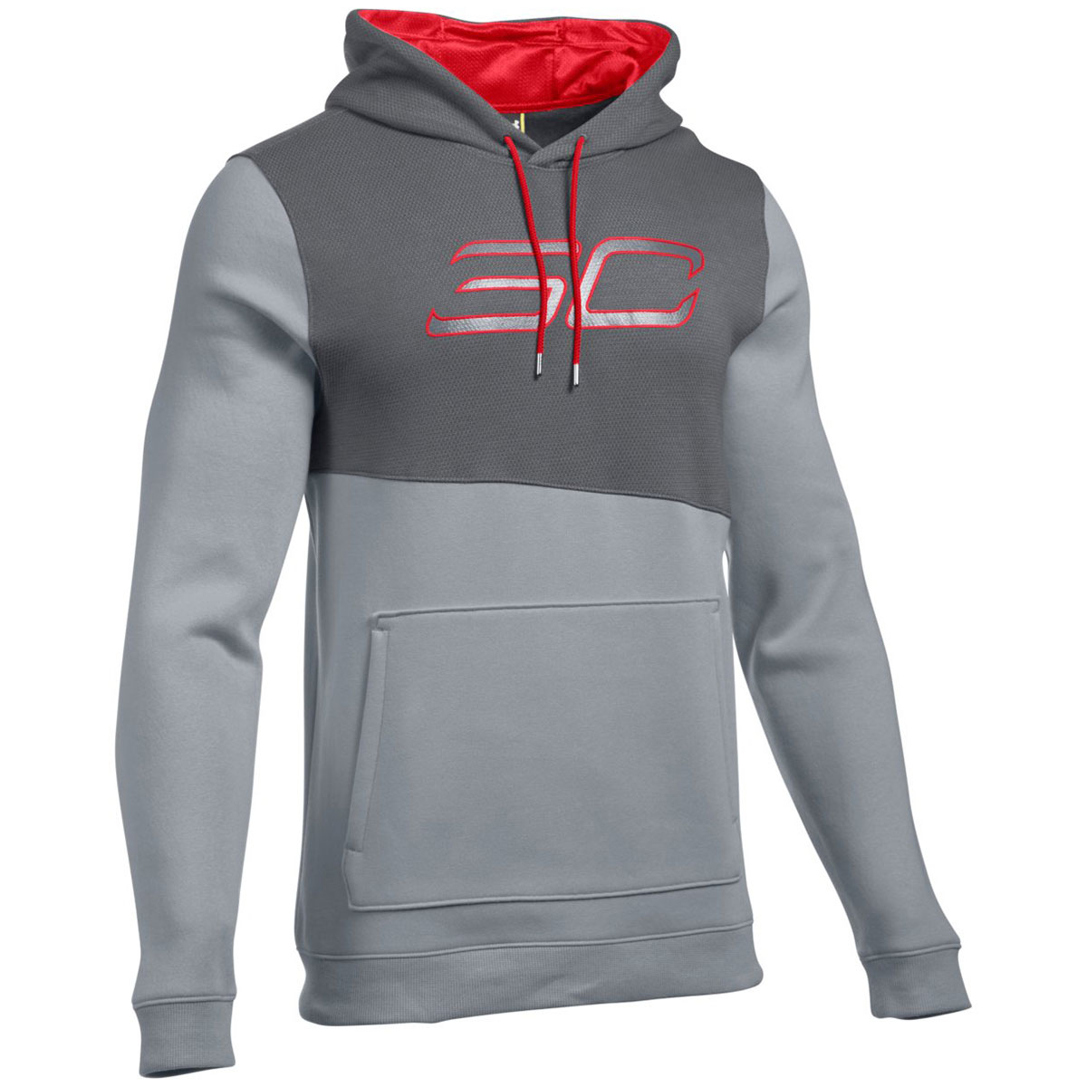 Under armour 2016 mens sc30 top gun pullover hoody stephen for Stephen curry under armour shirt