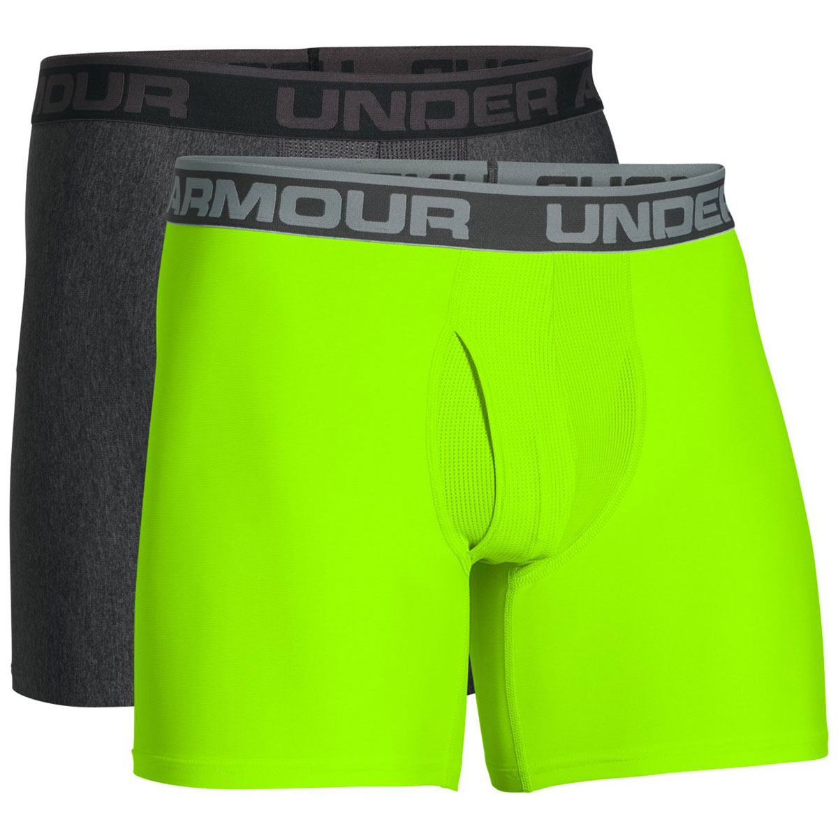 Under armour 2017 mens o series 6 boxerjock 2 pack sports for Mens under armour under shirt