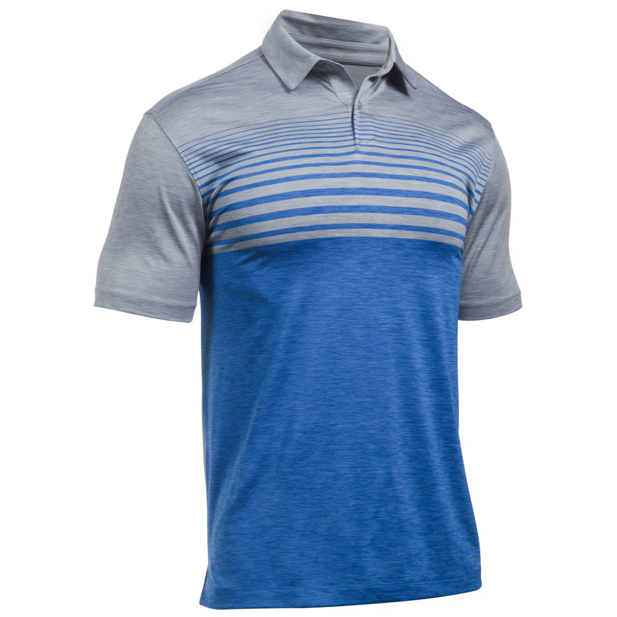 Under Armour 2017 Mens Ua Coolswitch Upright Stripe Golf