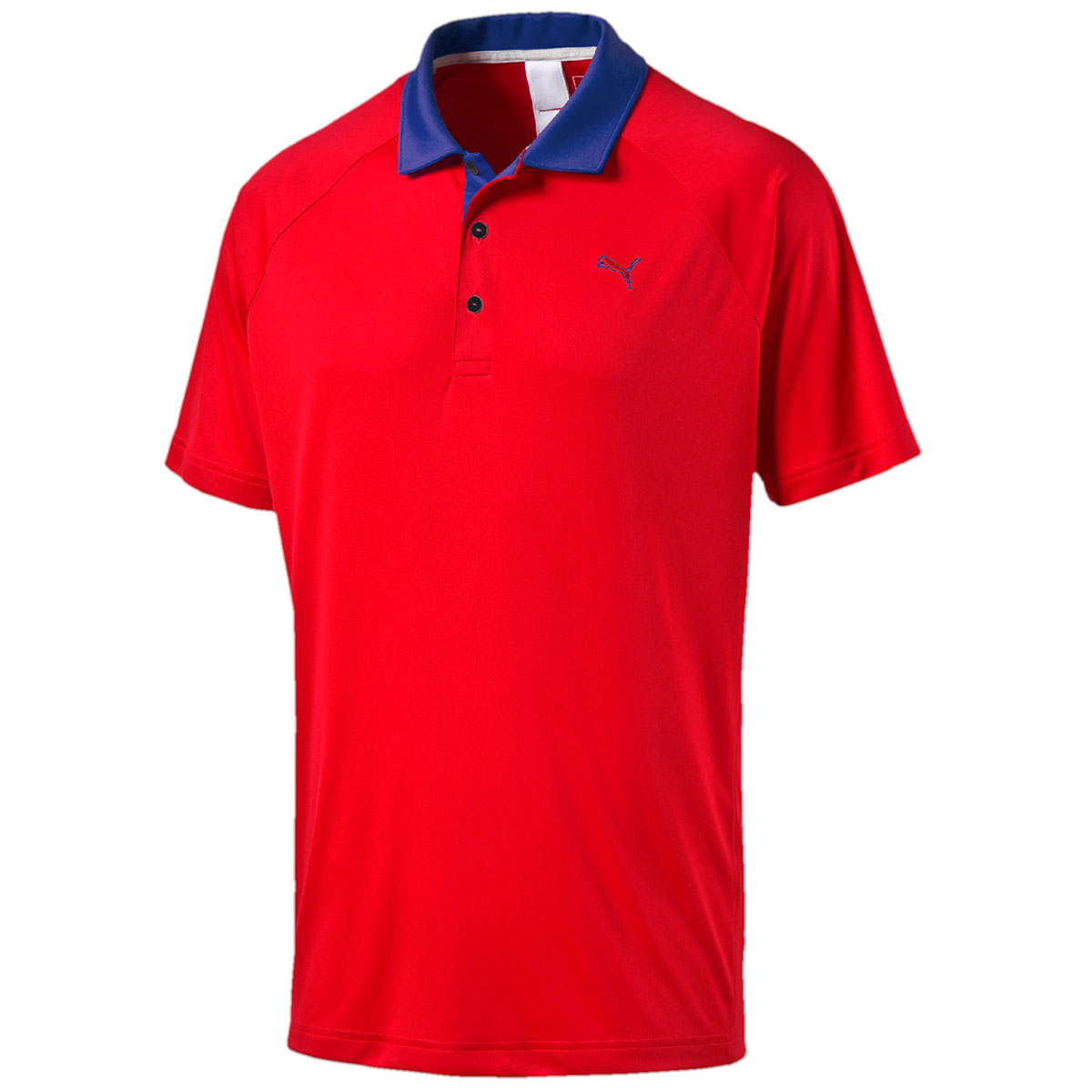 Puma golf 2016 mens players performance tech polo shirt for Us polo shirts for mens