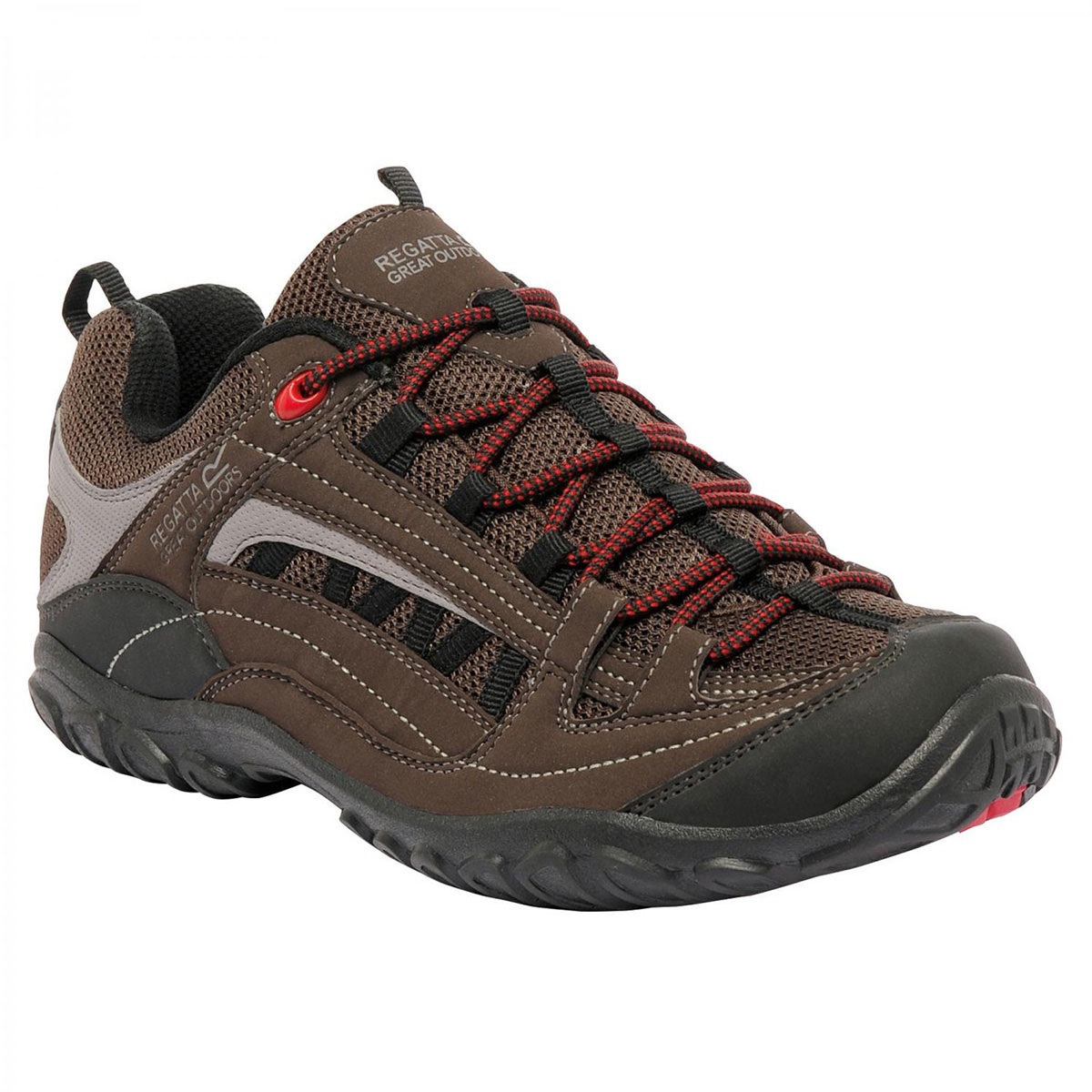58 rrp regatta mens edgepoint hiking rmf293 lace up