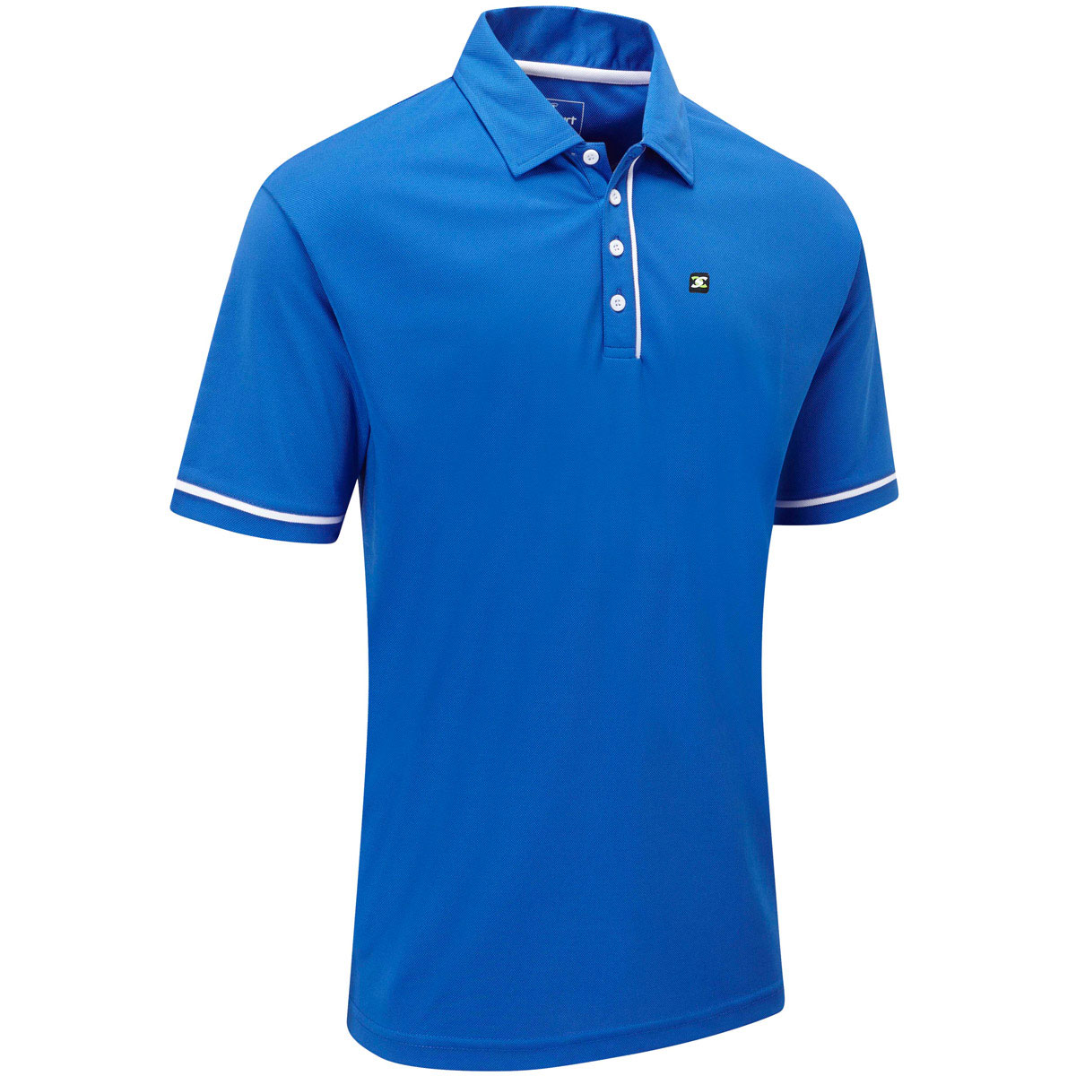 Stuburt 2017 mens urban casual short sleeve performance for Mens golf polo shirts