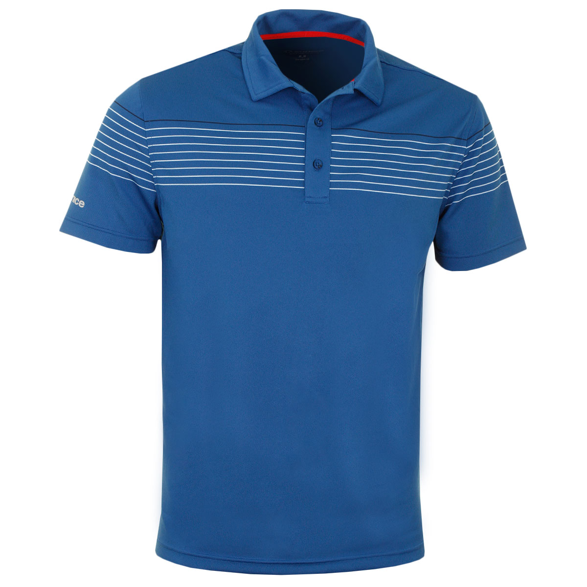 Sunice 2017 Mens Rennes Ss Moisture Wicking Stretch Golf