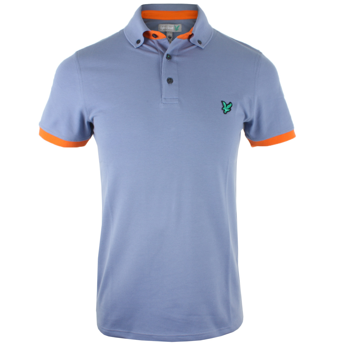 Mens Grey Polo Shirts