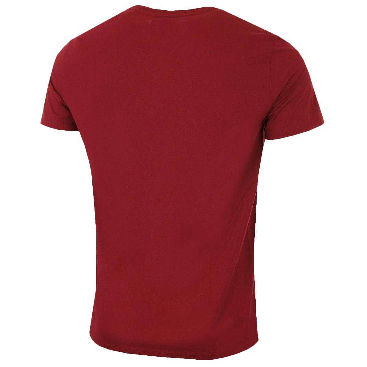 lacoste 2017 mens ss v neck t shirt th6710 short sleeve. Black Bedroom Furniture Sets. Home Design Ideas