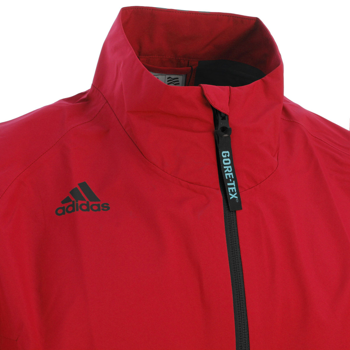 Adidas golf mens climaproof gore tex paclite half zip for Adidas golf rain shirt