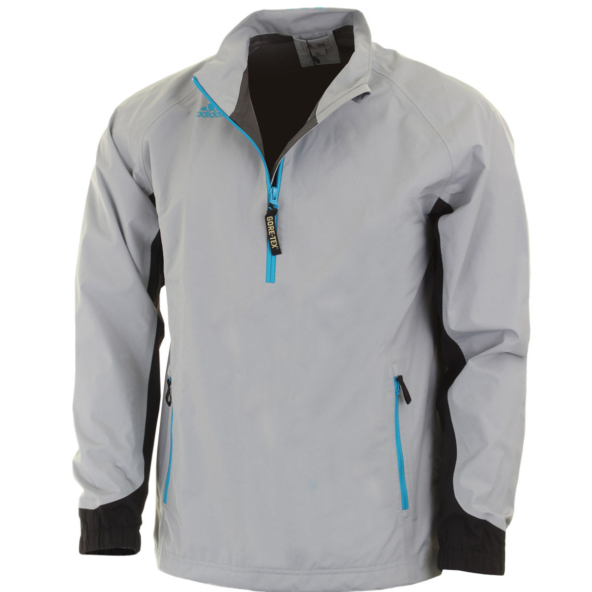 Adidas Golf Mens Climaproof GORE TEX Paclite Half Zip