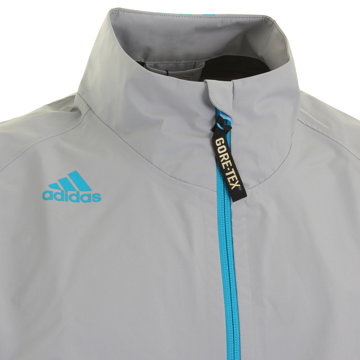 Adidas golf mens climaproof gore tex paclite full zip for Adidas golf rain shirt