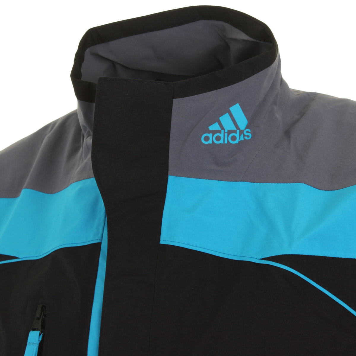 Adidas golf mens climaproof puremotion gore tex jacket for Adidas golf rain shirt