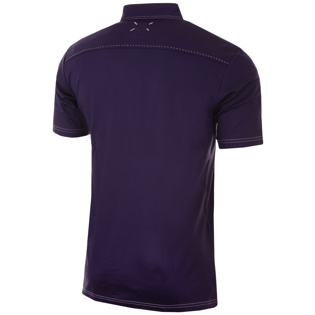 73 off rrp ukko mens ealing golf polo shirt slim fit for Slim fit golf shirts