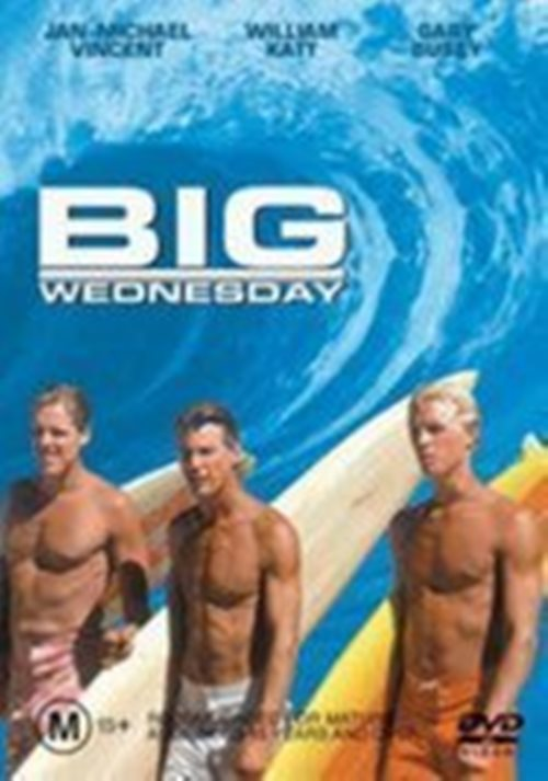 Big Wednesday (Gary Busey) New DVD R4