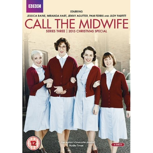 Call The Midwife Series 3 TV Season Three + Christmas Region 4 New DVD