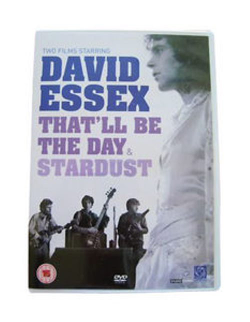 David-Essex-Double-Bill-Thatll-Be-the-Day-Stardust-New-DVD-Region-2