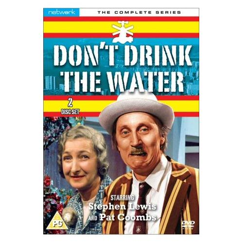 Don't Drink The Water The Complete Series 1+2 On The Buses Region 4 New 2DVD