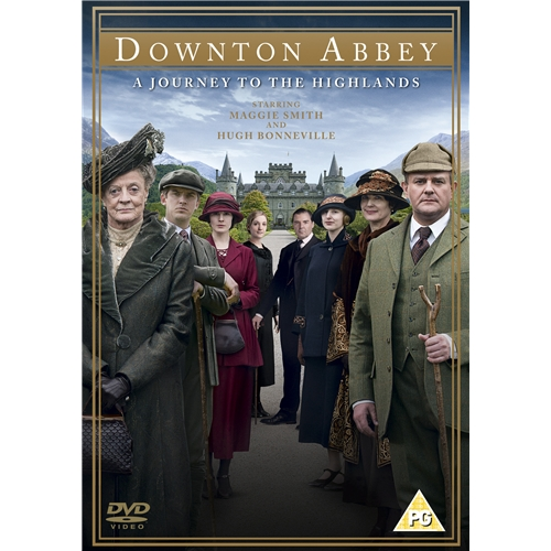 Downton Abbey A Journey To The Highlands Christmas Special New DVD R4