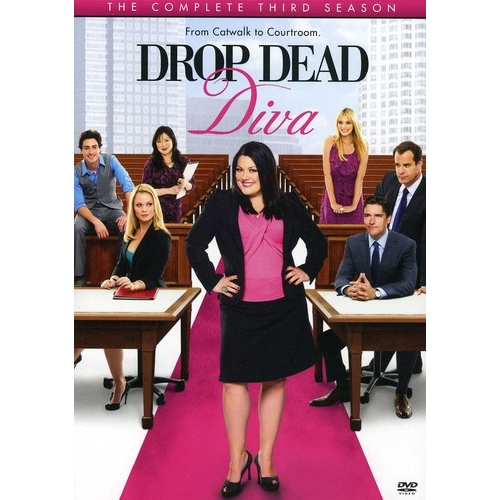 Drop dead diva season 3 tv series region 1 new dvd 3 discs ebay - Drop dead diva season 1 ...