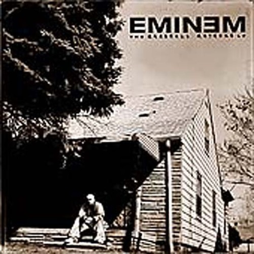 Eminem-Marshall-Mathers-LP-New-Vinyl-LP