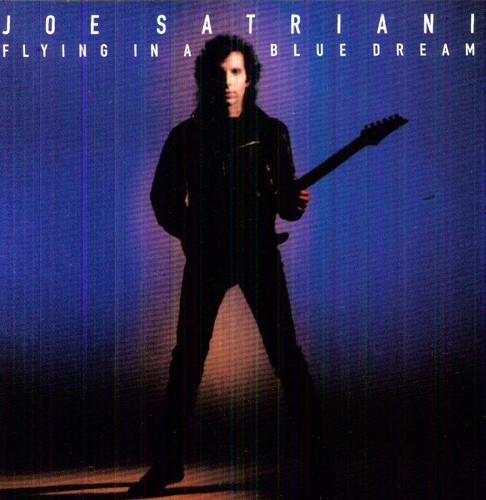 Joe Satriani Flying in a Blue Dream (Music CD) New