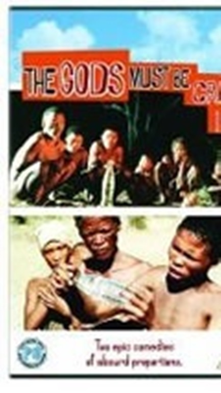 the gods must be crazy 3 essay The gods must be crazy is a series of films starring the namibian san farmer and actor nǃxau ǂtoma this channel was generated automatically by youtube's vid.