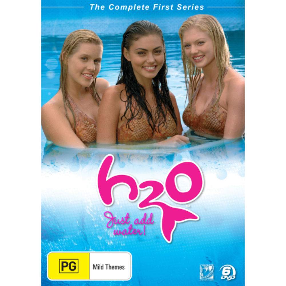 h2o just add water season 1 tv series new 6xdvds r4
