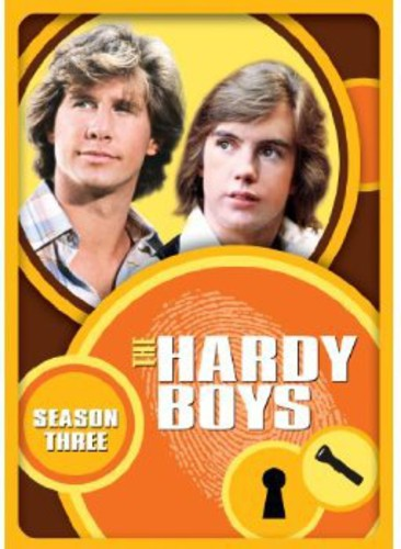 Hardy-Boys-Season-3-Series-New-3xDVD-Region-1