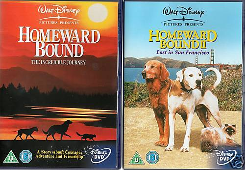 Homeward-Bound-1-2-Michael-J-Fox-New-DVD-Region-4