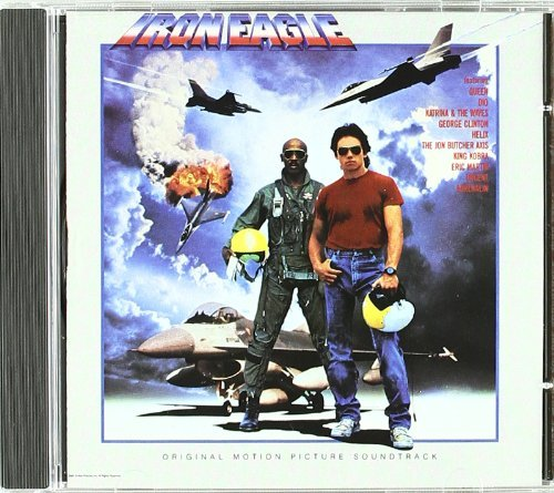 Iron Eagle Original Soundtrack New CD