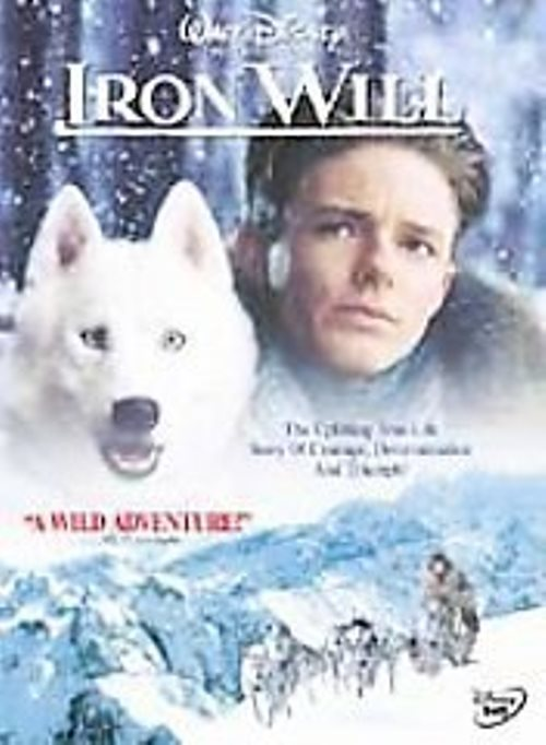 Iron Will (Kevin Spacey) Disney New DVD Region 4