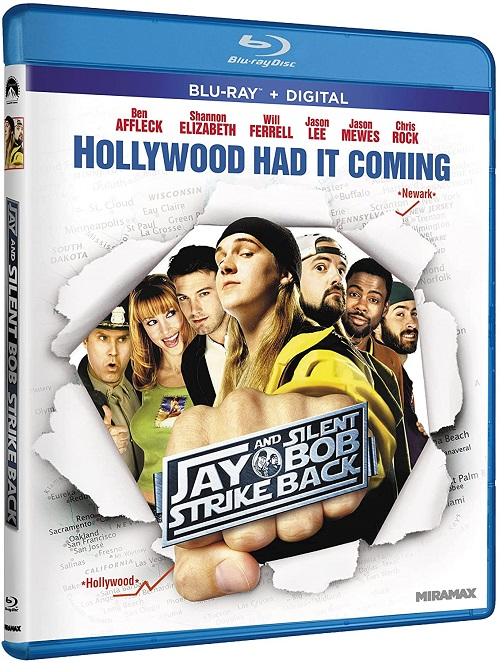 Jay And Silent Bob Strike Back Blu-ray RegB