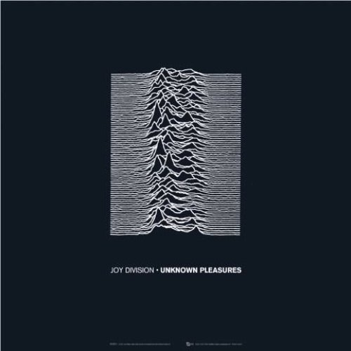 Joy Division Unknown Pleasures New Vinyl LP
