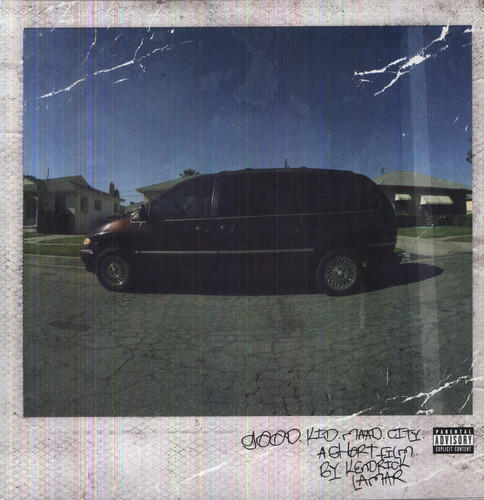 Kendrick Lamar Good Kid M.a.a.D City Vinyl New