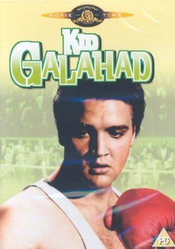 Kid-Galahad-Elvis-Presley-New-DVD-Region-4