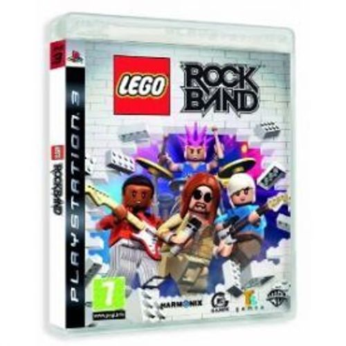New Lego Games For Ps3 : Lego rock band brand new ps game playstation kids