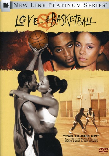 Love & and Basketball (Omar Epps) New DVD Region 1