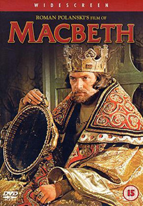 Macbeth (Roman Polanski Jon Finch) Region 4 New DVD