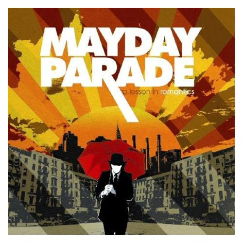 Mayday Parade A Lesson In Romantics CD | eBay