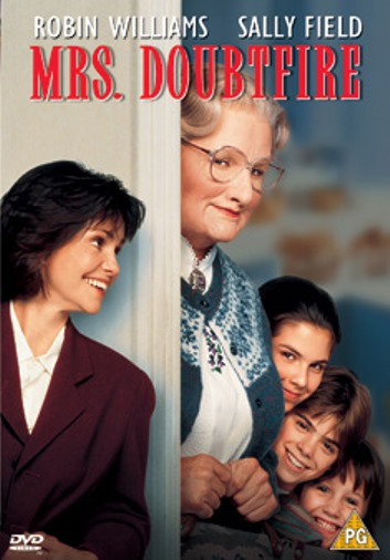 Mrs Doubtfire (Robin Williams) New DVD R4