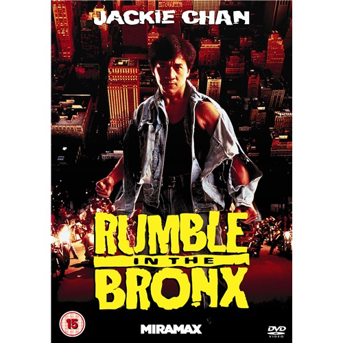 Rumble in The Bronx  Region 2 New DVD