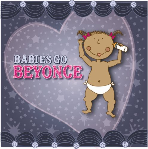 Sweet Little Band Babies Go Beyonce (Music CD) New