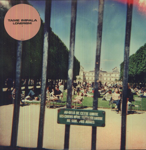 Tame Impala Lonerism Vinyl LP New