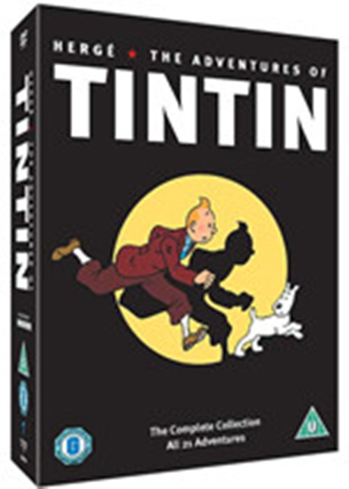 The-Adventures-Of-Tintin-All-21-Episodes-Complete-Collection-Region-2-New-5xDVD
