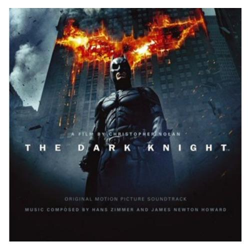 The Dark Knight (Batman Original Soundtrack) (New Music CD)