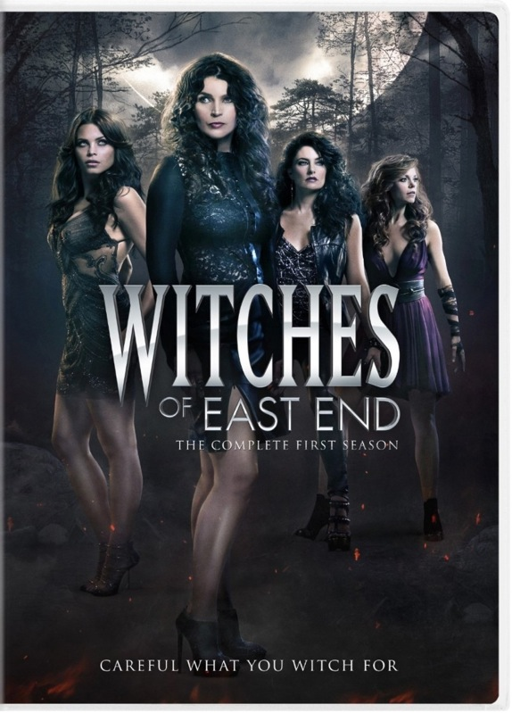 Witches of East End Season 1 Series New DVD Region 4