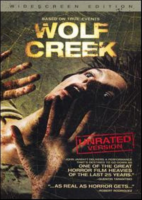 Wolf Creek (Unrated) New DVD Region 1